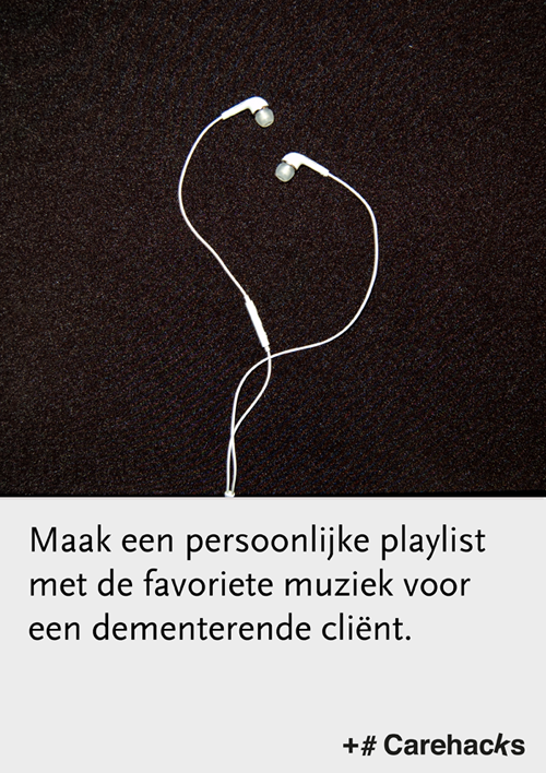 Carehacks carehacking social design Jaap Warmenhoven Tabo Goudswaard Willemieke van den Brink
